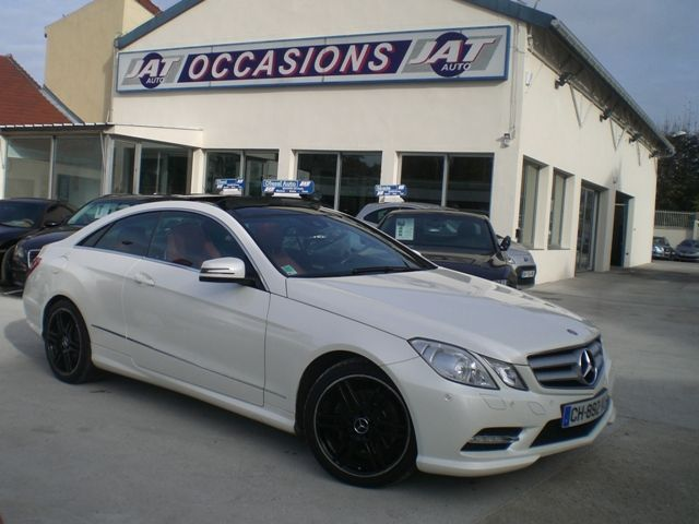 Mercedes classe e coupe c207 350 cdi be executive 7gtro pack amg 2012 occasion val de marne 94 - Mercedes classe e coupe 350 cdi ...
