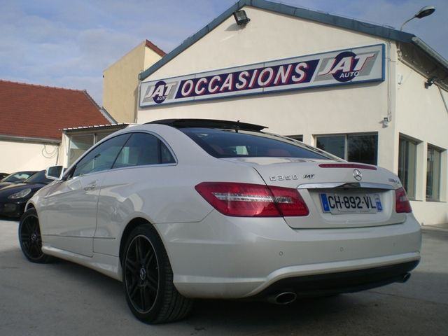 mercedes classe e coupe c207 350 cdi be executive 7gtro pack amg 2012 occasion val de marne 94. Black Bedroom Furniture Sets. Home Design Ideas