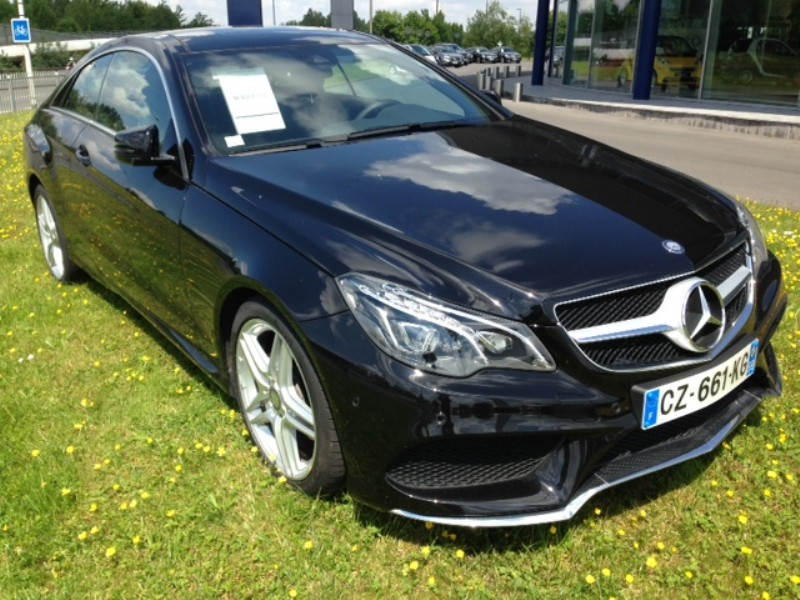 Mercedes Classe A 220 220 D Fascination 7g Dct Occasion