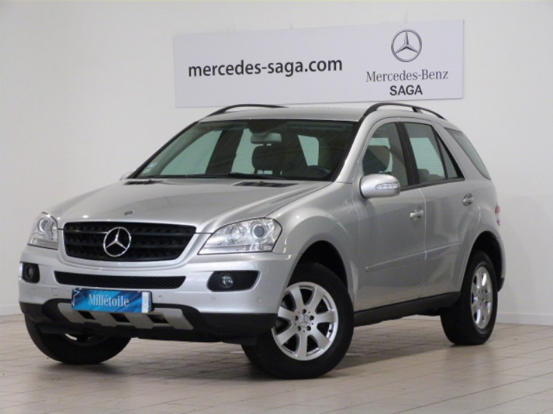 mercedes classe ml 280 cdi pack luxe 2007 occasion vendee 85. Black Bedroom Furniture Sets. Home Design Ideas