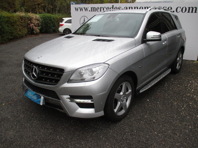 mercedes classe ml 350 bluetec 7g tronic 2012 occasion. Black Bedroom Furniture Sets. Home Design Ideas