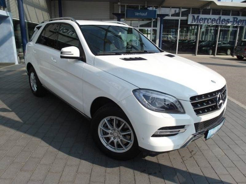 Mercedes classe ml 350 cdi bluetec 4m occasion var 83 for Garage mercedes bonneuil sur marne