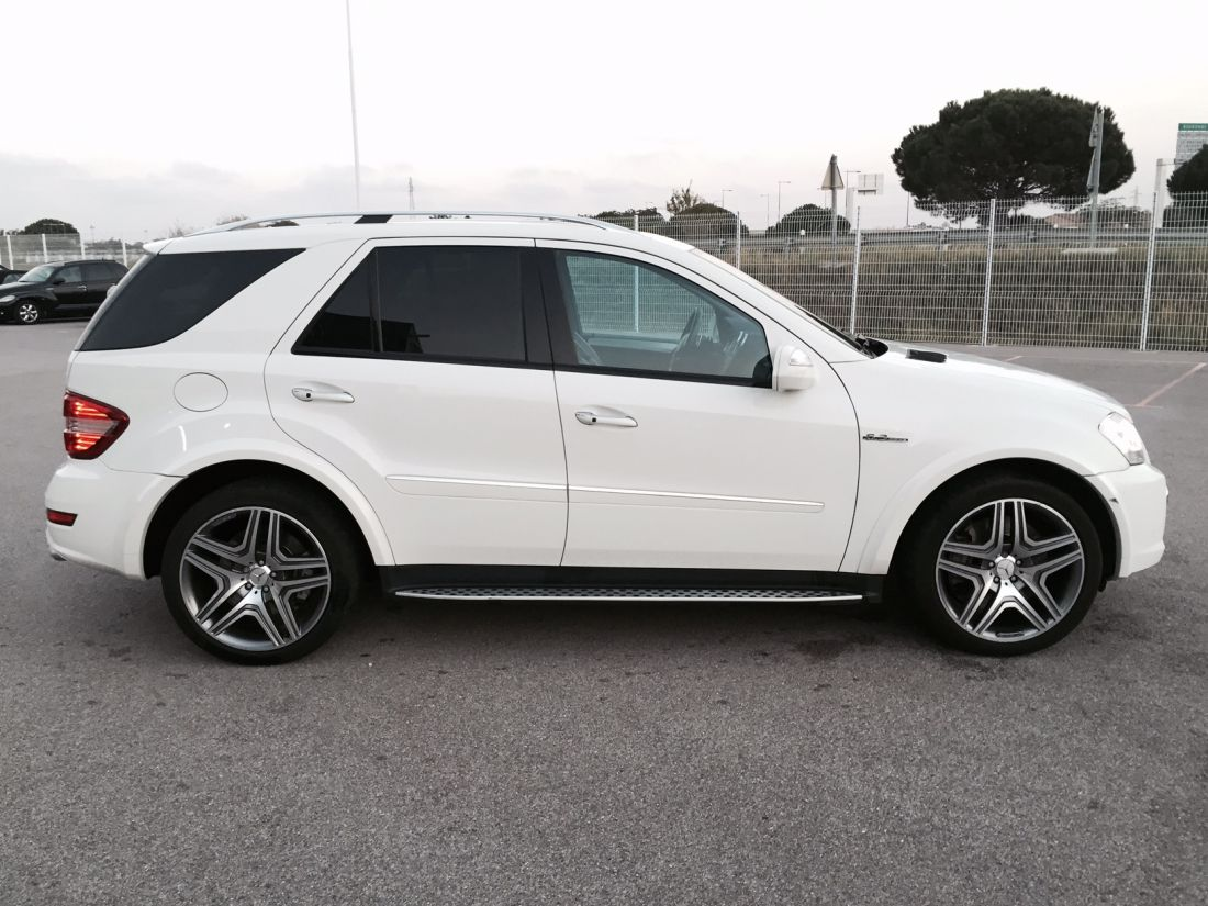 mercedes classe ml 63 amg occasion pyrenees orientales 66. Black Bedroom Furniture Sets. Home Design Ideas