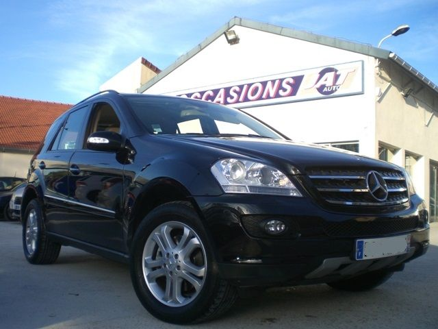 Mercedes classe ml w164 320 cdi pack luxe 2006 occasion for Garage mercedes bonneuil sur marne
