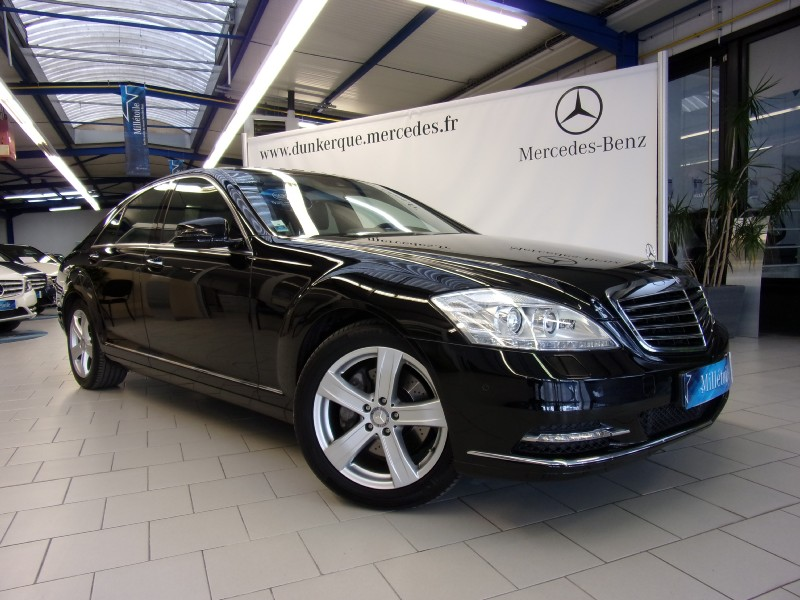 mercedes classe s 350 bluetec 2013 occasion nord 59. Black Bedroom Furniture Sets. Home Design Ideas