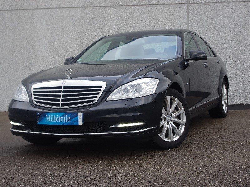 mercedes classe s 350 bluetec 4 matic 2012 occasion pas de. Black Bedroom Furniture Sets. Home Design Ideas
