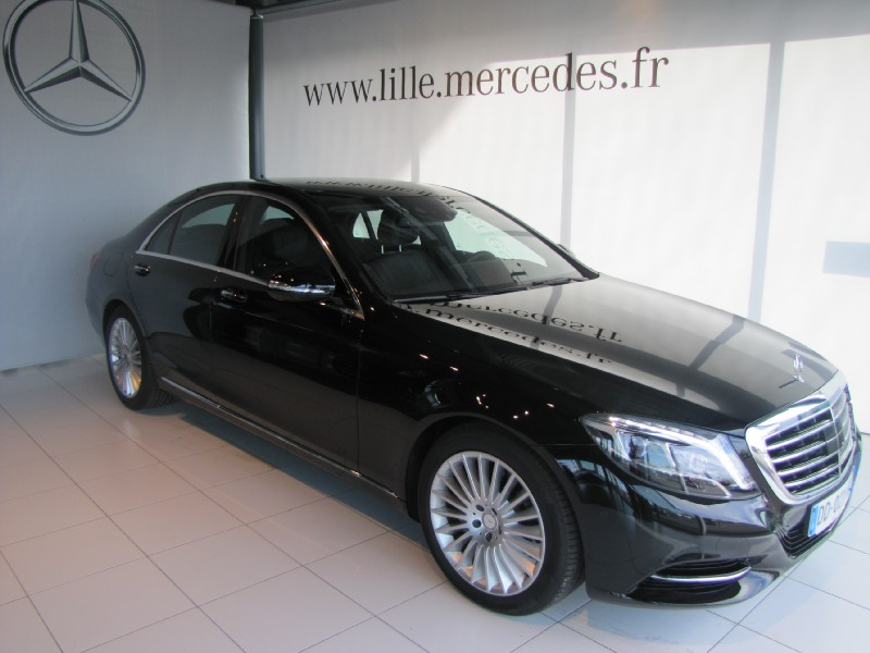 mercedes classe s 350 bluetec 7g tronic plus 2014 occasion nord 59. Black Bedroom Furniture Sets. Home Design Ideas