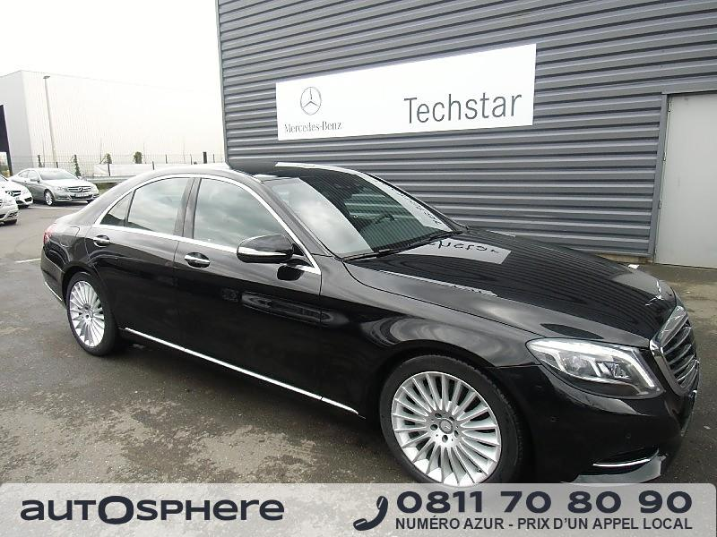 mercedes classe s 350 bluetec executive 7g tro plus 2013 occasion seine et marne 77. Black Bedroom Furniture Sets. Home Design Ideas