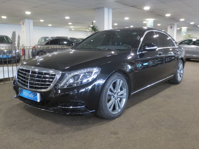 mercedes classe s 350 bluetec executive l 2013 occasion essonne 91. Black Bedroom Furniture Sets. Home Design Ideas