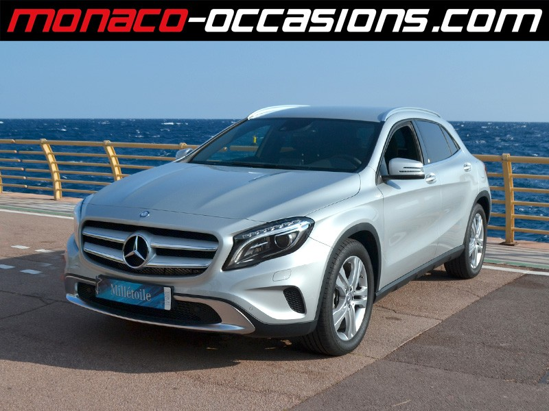 Mercedes gla 220 cdi sensation 7g dct 2014 occasion monaco for Garage mercedes monaco