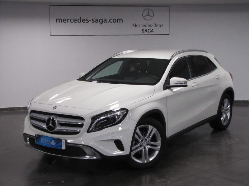 mercedes gla classe 200 cdi 4matic sensation 7g dct 2014. Black Bedroom Furniture Sets. Home Design Ideas