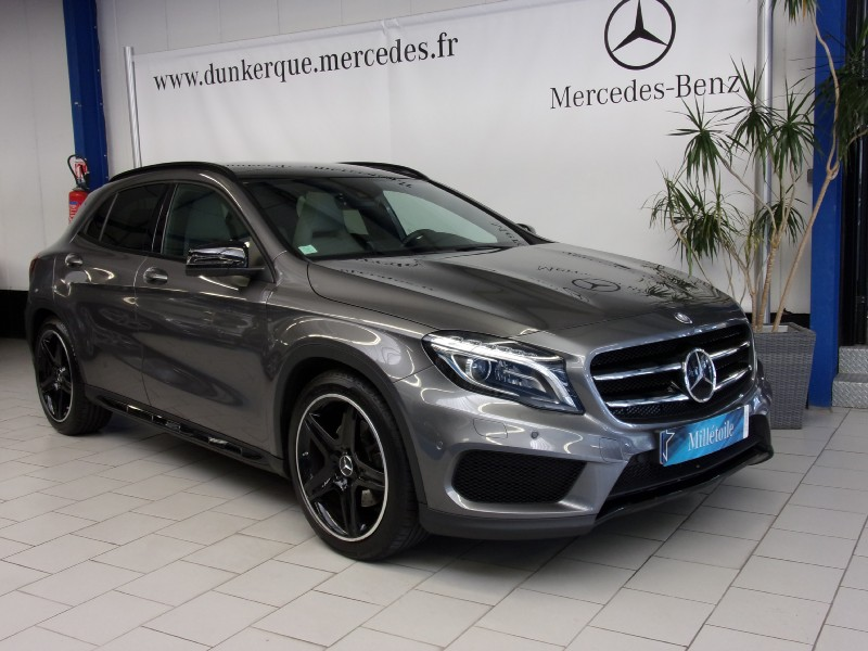 mercedes gla classe 220 cdi fascination 7g dct 2014 occasion nord 59. Black Bedroom Furniture Sets. Home Design Ideas