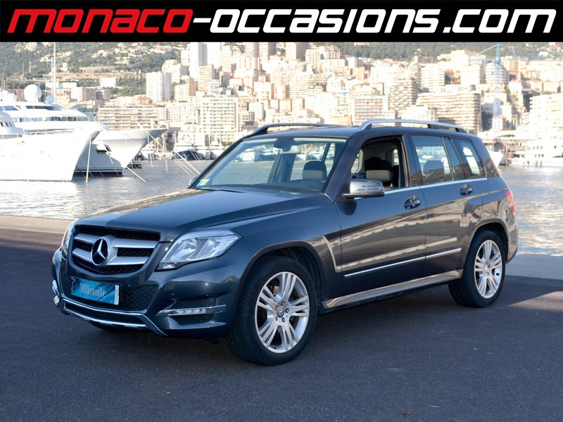 mercedes glk 200 cdi sport 2012 occasion monaco 98. Black Bedroom Furniture Sets. Home Design Ideas
