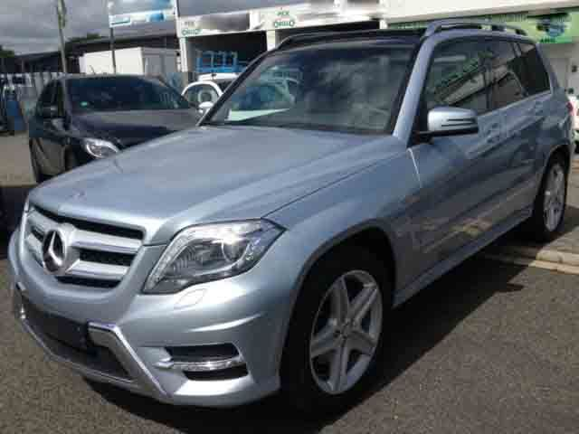 mercedes glk 220 4m blueefic amg 2012 occasion seine saint denis 93. Black Bedroom Furniture Sets. Home Design Ideas