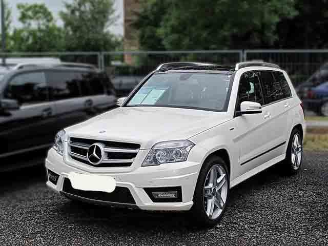 mercedes glk 220 4matic pack amg 2012 occasion seine saint denis 93. Black Bedroom Furniture Sets. Home Design Ideas