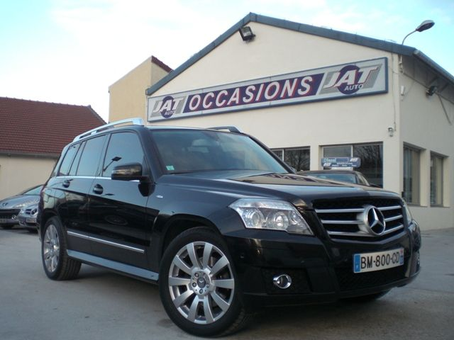 Mercedes glk classe 220 cdi sport 4matic 7gtronic 2011 for Garage mercedes bonneuil sur marne