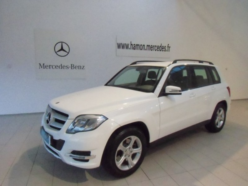 mercedes glk classe 200 cdi 2012 occasion cotes d armor 22. Black Bedroom Furniture Sets. Home Design Ideas