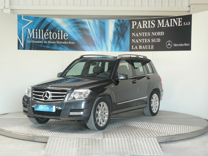 mercedes glk classe 220 cdi 4matic 7gtronic 2012 occasion loire atlantique 44. Black Bedroom Furniture Sets. Home Design Ideas