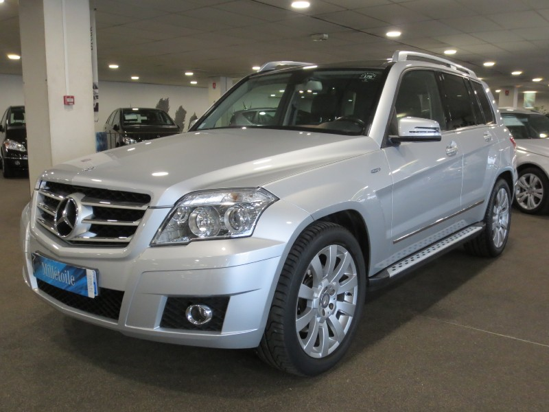 mercedes glk classe 220 cdi be 4 matic 7 g tronic 2011. Black Bedroom Furniture Sets. Home Design Ideas