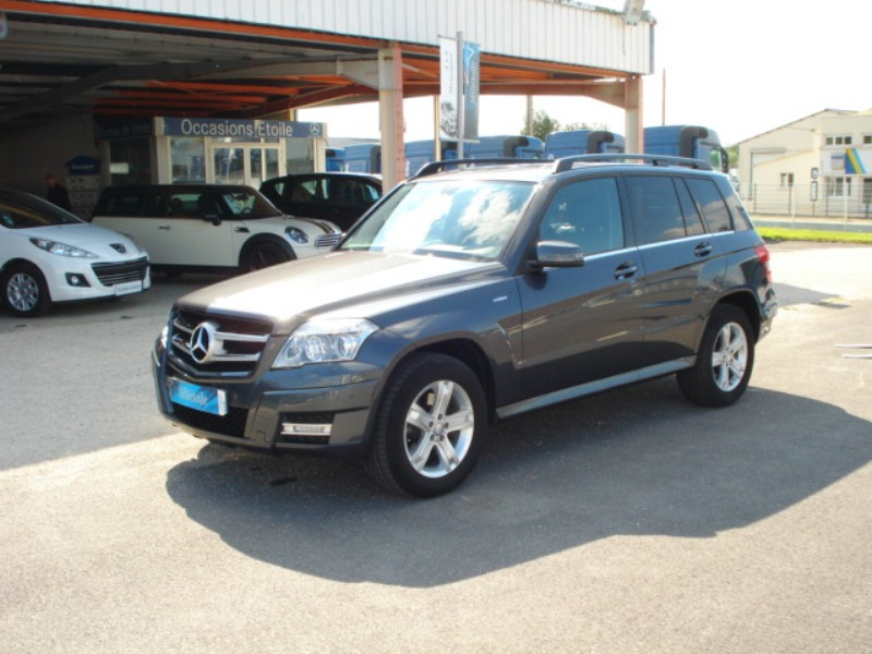 mercedes glk classe 250 cdi be 4 matic 2011 occasion ardennes 08. Black Bedroom Furniture Sets. Home Design Ideas