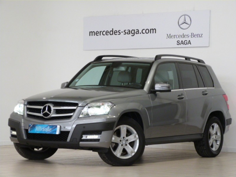 mercedes glk classe 350 cdi 4 matic 2010 occasion vendee 85. Black Bedroom Furniture Sets. Home Design Ideas