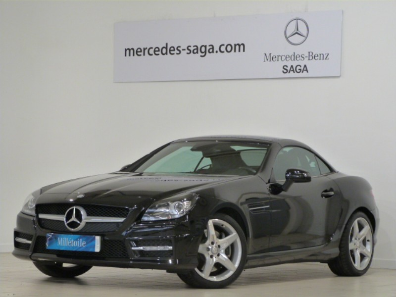 mercedes slk classe 200 7gtro amg 2011 occasion vendee 85. Black Bedroom Furniture Sets. Home Design Ideas