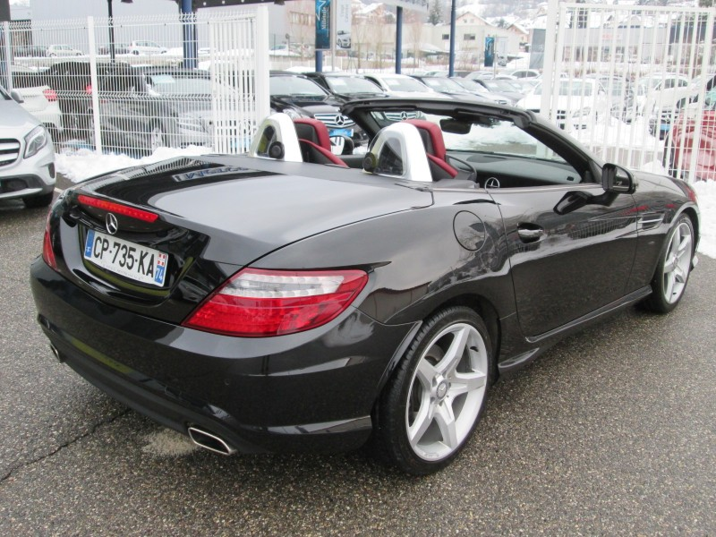mercedes slk classe 250 amg line 2012 occasion haute savoie 74. Black Bedroom Furniture Sets. Home Design Ideas