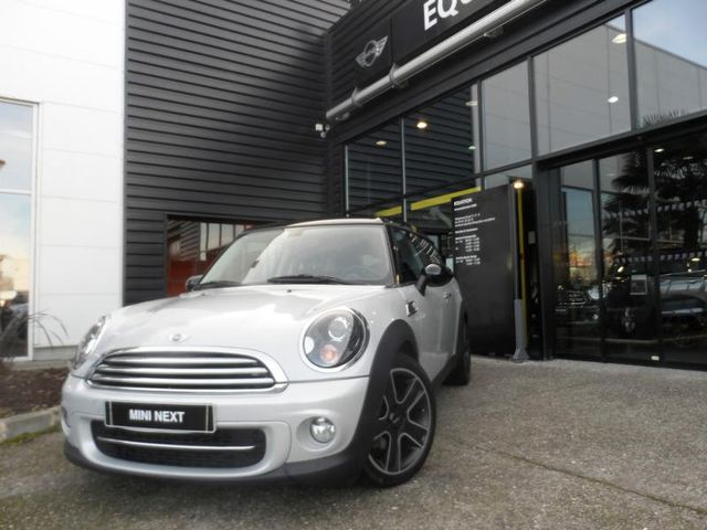 Mini clubman cooper d pack chili soho 2012 occasion tarn 81 for Garage occasion tarn