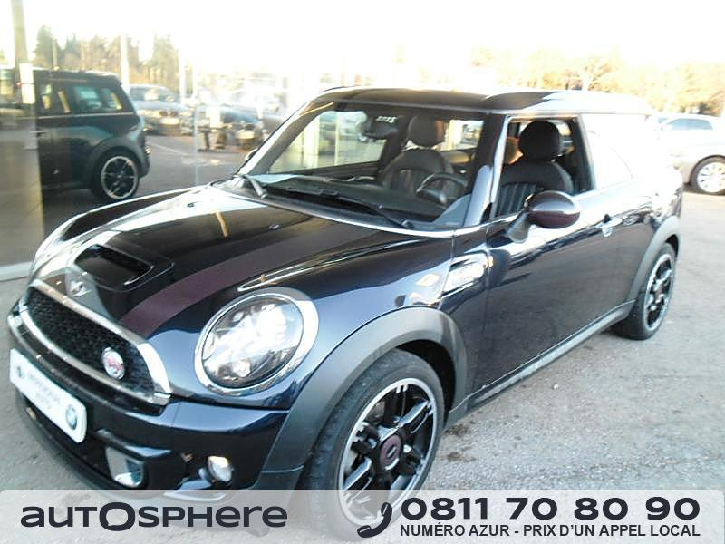 mini clubman cooper sd 50 hampton 2012 occasion gard 30. Black Bedroom Furniture Sets. Home Design Ideas