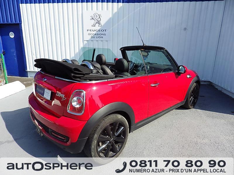 mini one cooper sd pack red hot chili 2012 occasion vaucluse 84. Black Bedroom Furniture Sets. Home Design Ideas