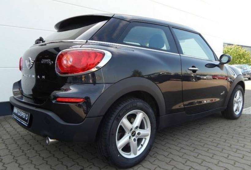 mini paceman cooper d paceman all4 navi occasion herault 34. Black Bedroom Furniture Sets. Home Design Ideas