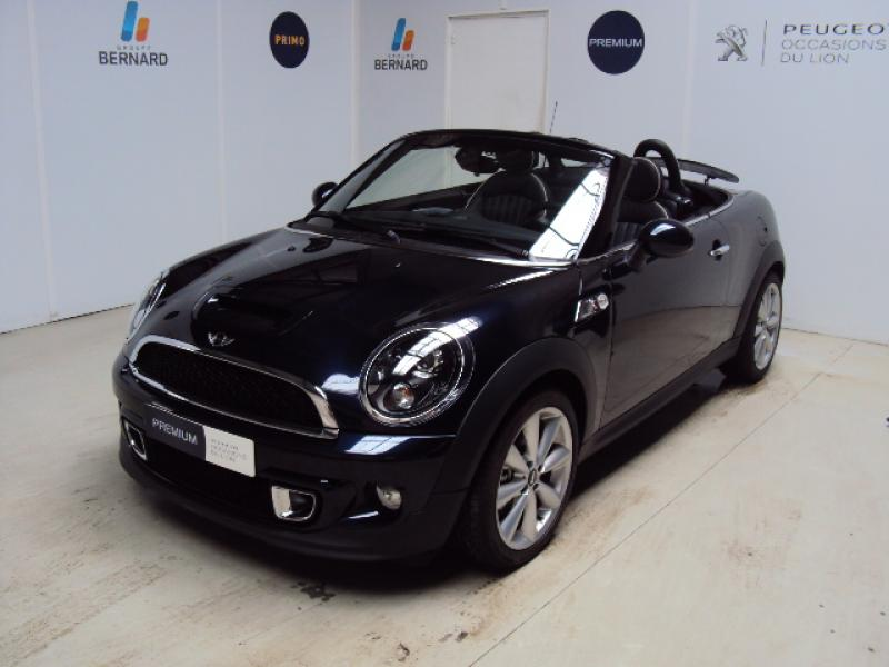 mini roadster cooper sd 2013 occasion ain 01. Black Bedroom Furniture Sets. Home Design Ideas