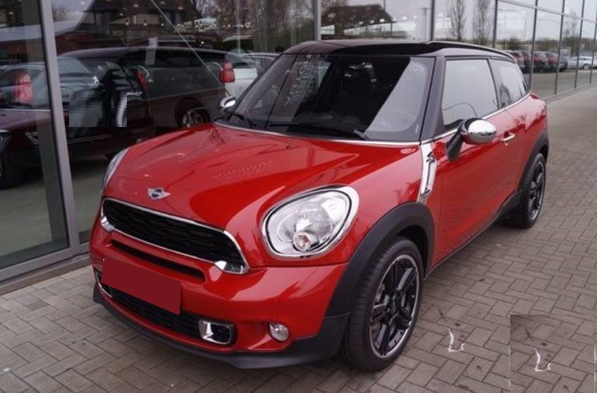 mini roadster cooper sd paceman aut occasion herault 34. Black Bedroom Furniture Sets. Home Design Ideas