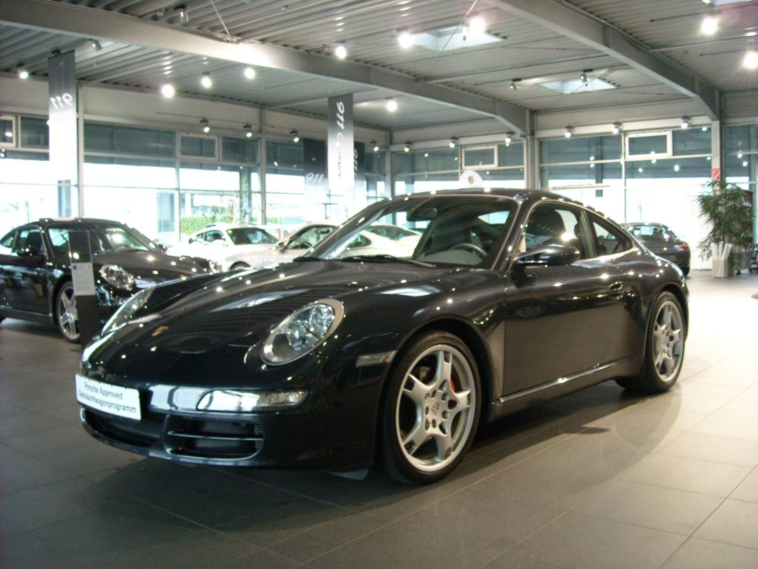 porsche 911 carrera s 2006 occasion allemagne all. Black Bedroom Furniture Sets. Home Design Ideas
