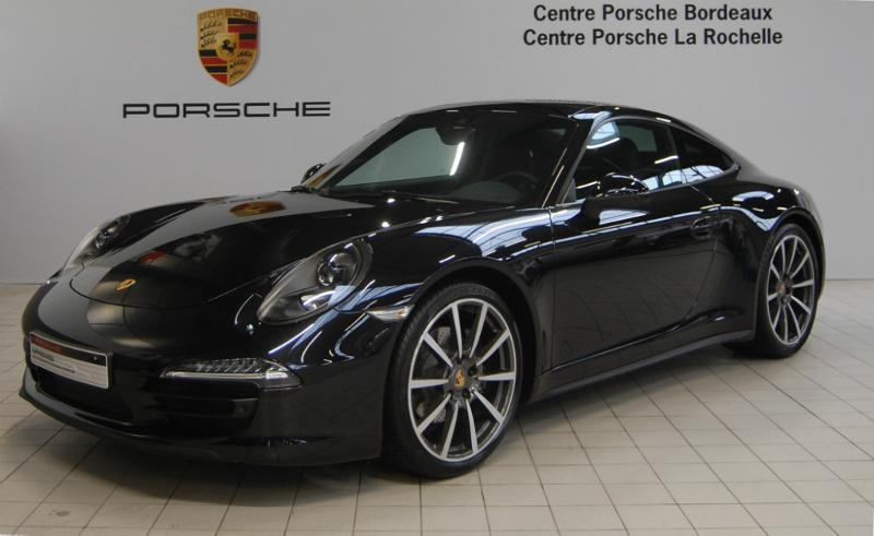 porsche 911 coupe carrera 4 2013 occasion gironde 33. Black Bedroom Furniture Sets. Home Design Ideas