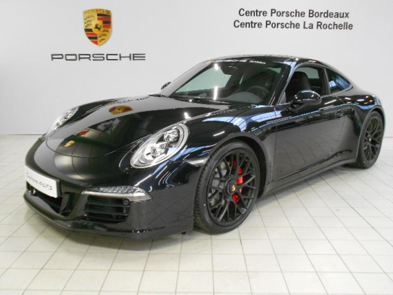 porsche 911 coupe carrera 4 gts 430ch pdk 2014 occasion gironde 33. Black Bedroom Furniture Sets. Home Design Ideas