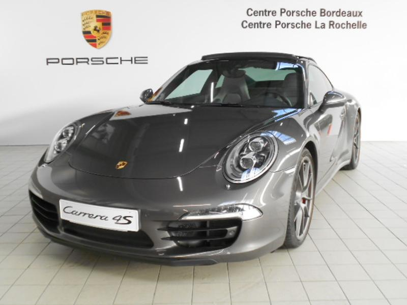 porsche 911 coupe carrera 4s pdk 2014 occasion gironde 33. Black Bedroom Furniture Sets. Home Design Ideas