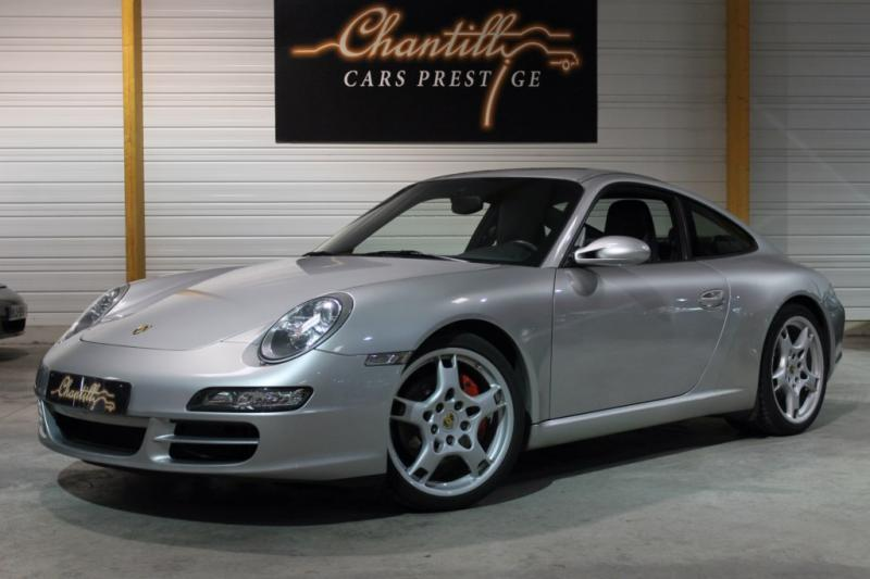Porsche 911 type 997 3 8 355 carrera s tiptronic s 2004 for Garage voiture occasion val d oise