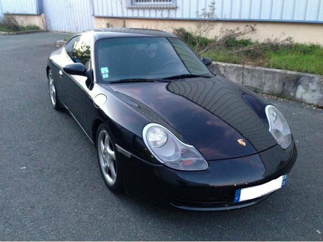 porsche 996 carrera 4 tiptronic 3 4l 320cv occasion merignac. Black Bedroom Furniture Sets. Home Design Ideas