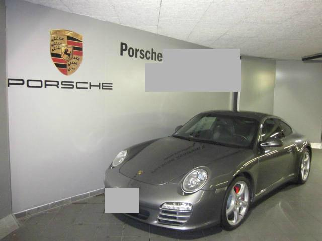 porsche 997 4s coupe bose tuner tv gps cuir occasion. Black Bedroom Furniture Sets. Home Design Ideas