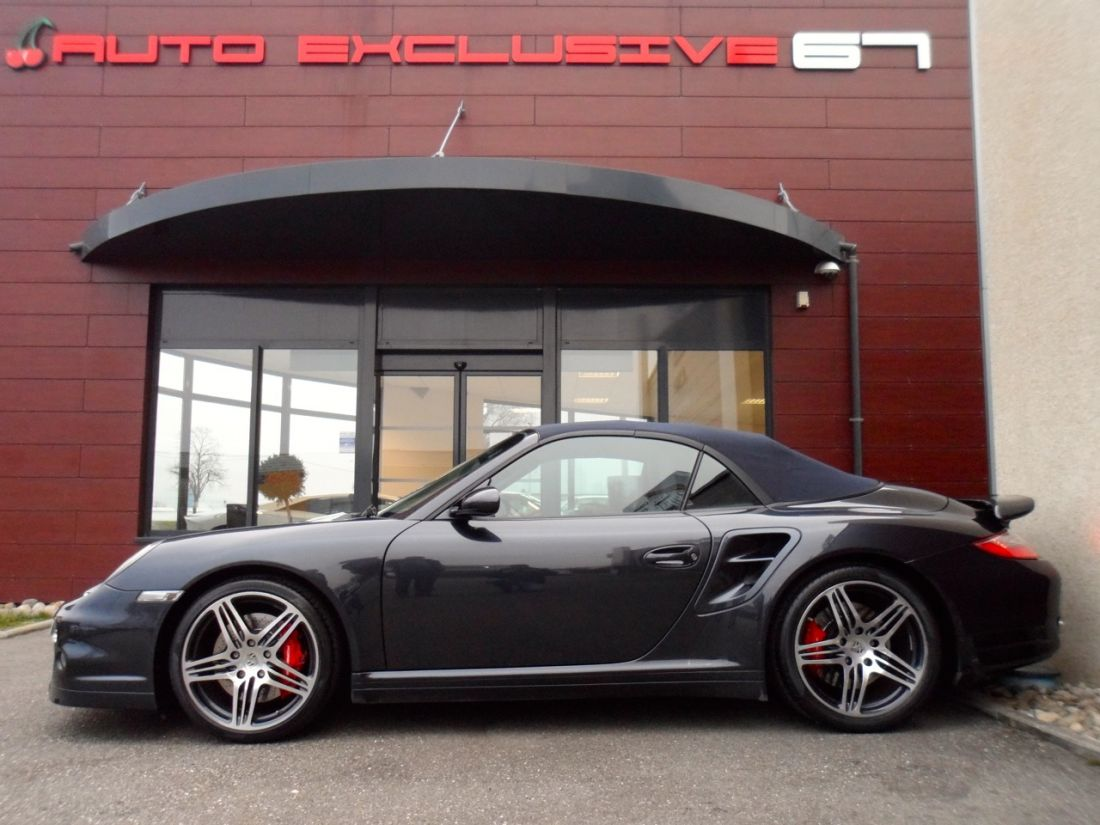 porsche 997 911 type 997 turbo cabriolet full options