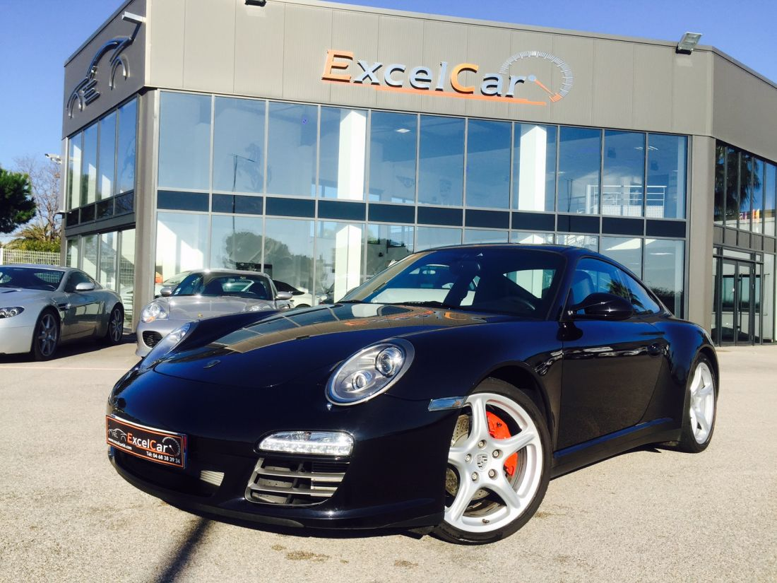porsche 997 carrera 4s 3 8l 385 pdk occasion pyrenees orientales 66. Black Bedroom Furniture Sets. Home Design Ideas