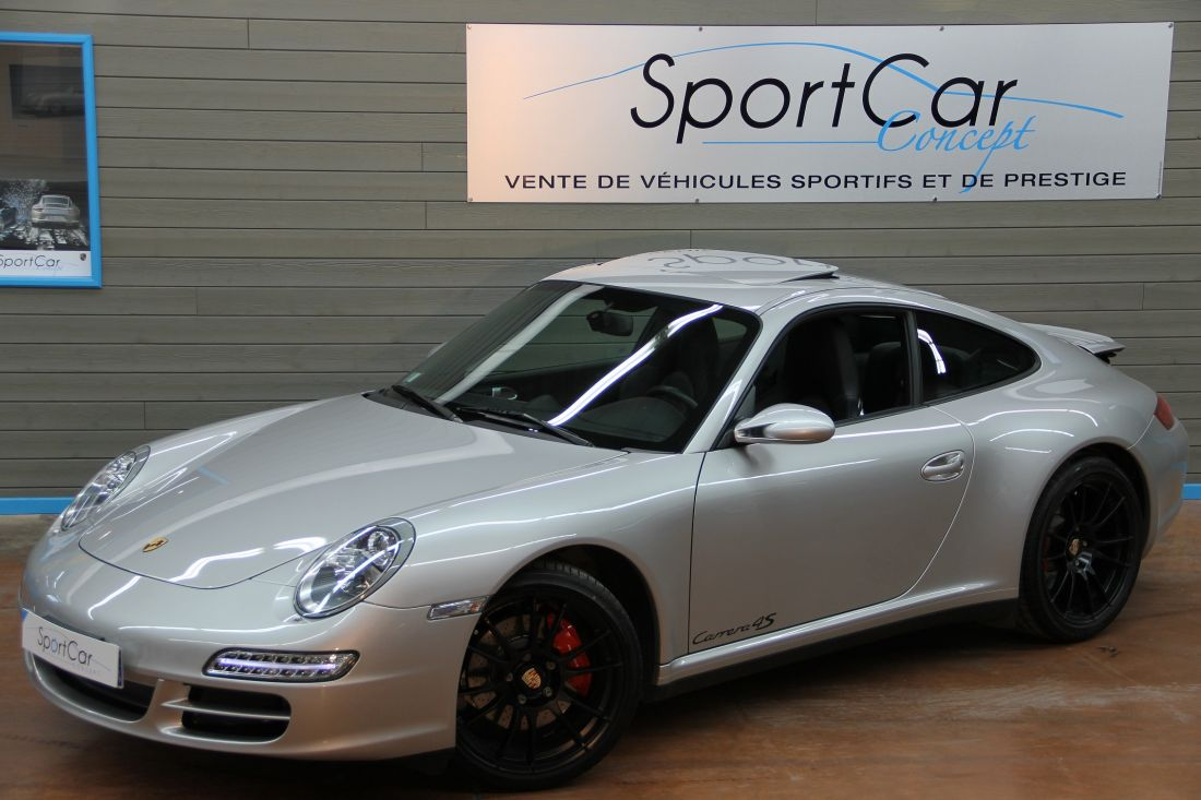 porsche 997 carrera 4s occasion haute savoie 74. Black Bedroom Furniture Sets. Home Design Ideas