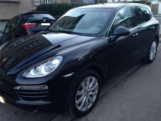 porsche cayenne 3 0 tdi 245 tiptronic occasion metz. Black Bedroom Furniture Sets. Home Design Ideas