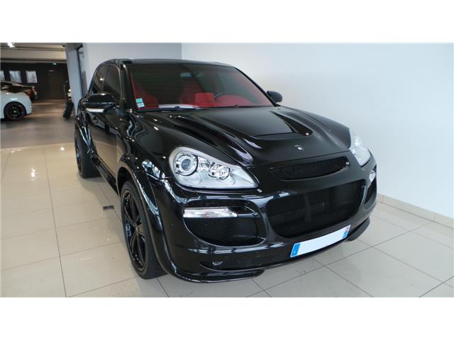 porsche cayenne 4 8 v8 turbo tiptronic s a occasion mommenheim france. Black Bedroom Furniture Sets. Home Design Ideas