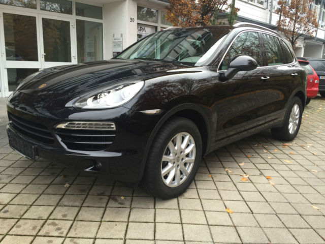 porsche cayenne 3 0 v6 diesel tiptronic occasion vendee 85. Black Bedroom Furniture Sets. Home Design Ideas