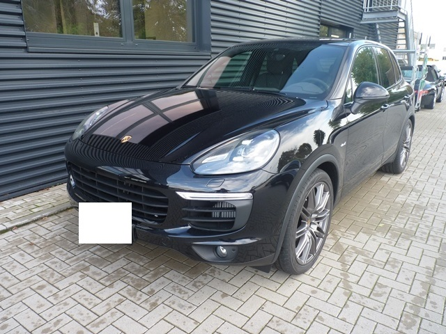 porsche cayenne iii 3 0 v6 diesel face lift a occasion paris 75. Black Bedroom Furniture Sets. Home Design Ideas