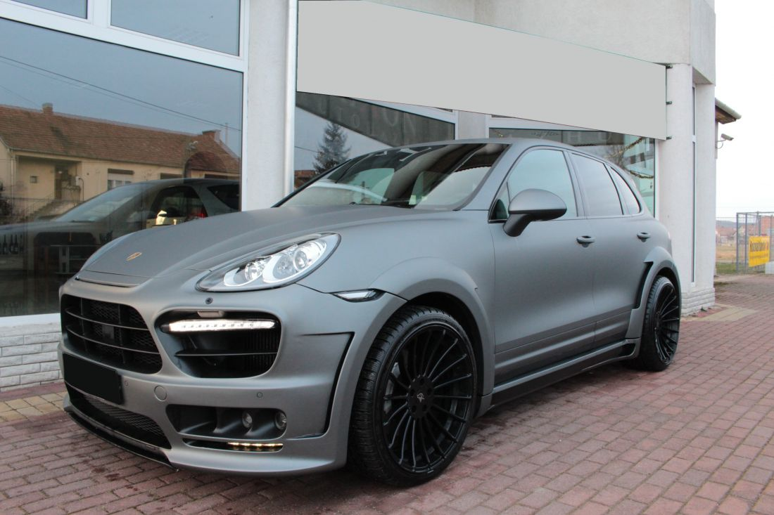 porsche cayenne s diesel hamann guardian evo 450 cv. Black Bedroom Furniture Sets. Home Design Ideas