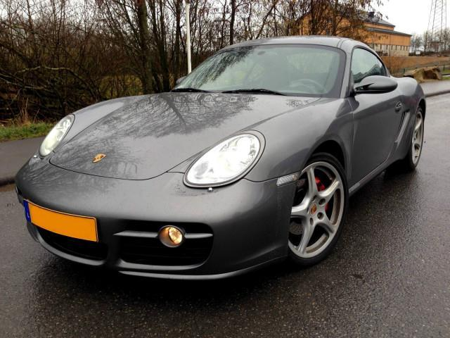 porsche cayman s tiptronic 295 cv occasion metz. Black Bedroom Furniture Sets. Home Design Ideas
