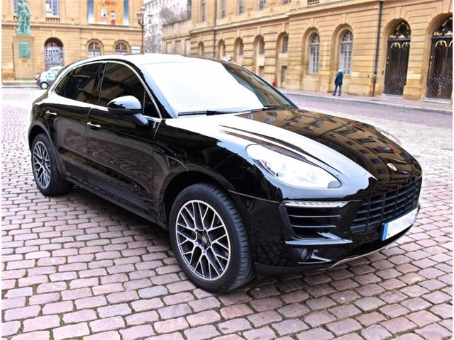 porsche macan s 3 0 v6 s v hicule fran ais occasion metz. Black Bedroom Furniture Sets. Home Design Ideas